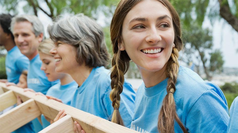 6 Family Friendly Volunteering Tips