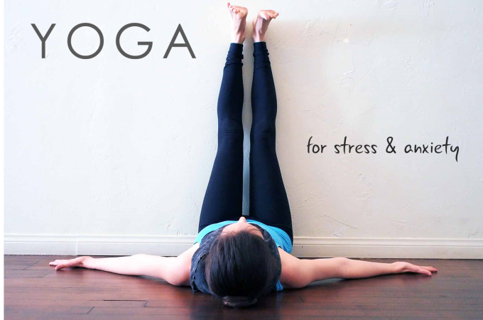 How Yoga Helps with Stress