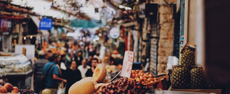 3 Market Places for Your Food Trip Adventures