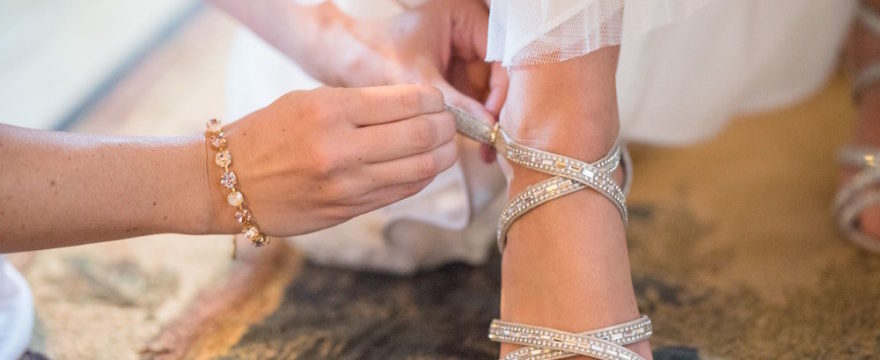 Shoes Perfect For Wedding Ceremonies