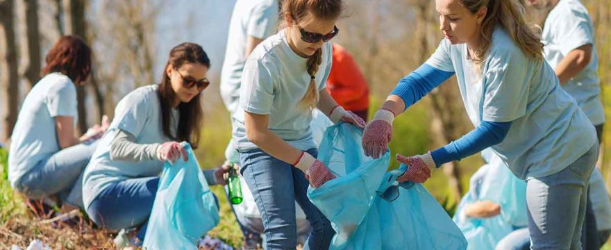 Volunteer To Help Improve Your Town