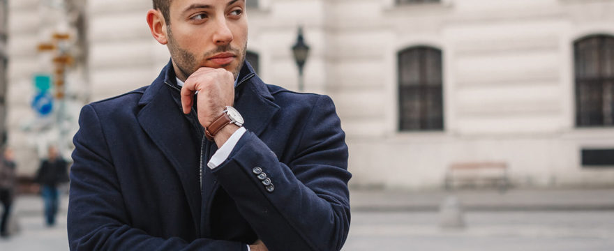 How to dress up your outfit with a watch
