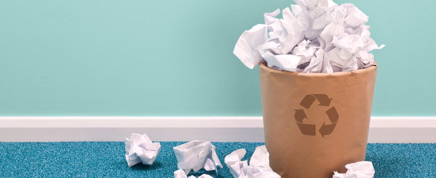 9 Ways to Reduce Waste in Your Office