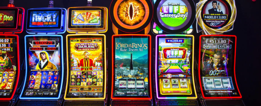 The History of Slot Machine Symbols