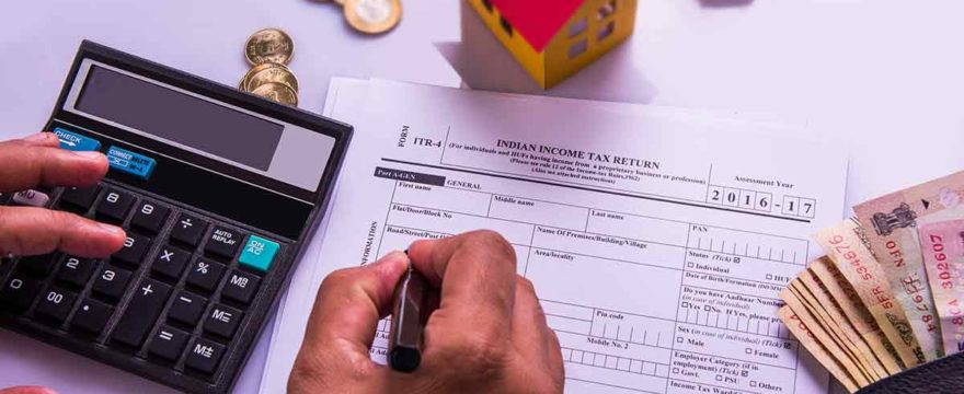 Investment Declaration for Income Tax Deductions