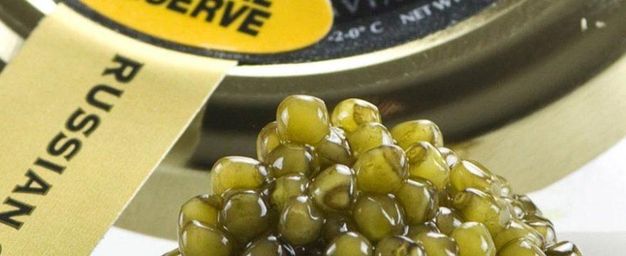 Farm-Raised Osetra Caviar step by step