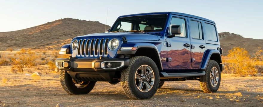 Jeep Wrangler Brake Components Explained