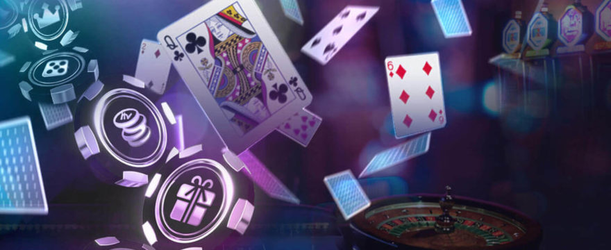 Growing Technology In Online Casino Games