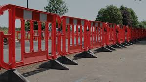 Safety barriers importance