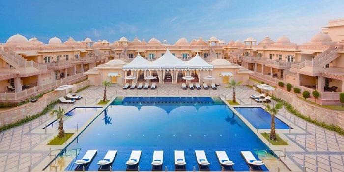 A royal retreat in Delhi