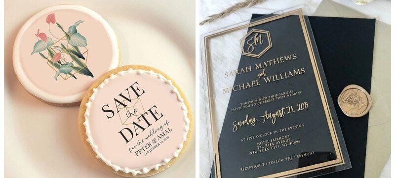 10 Unique Wedding Invitation Ideas