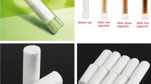 Why you should have filter tips in your cigarettes