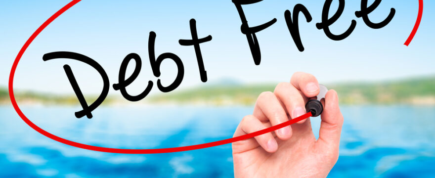 How to Be Debt-Free in Five Years