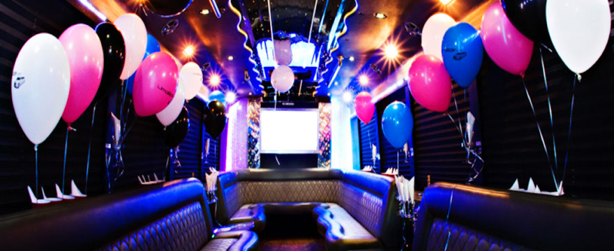 Party Bus Rental Atlanta, What to Expect
