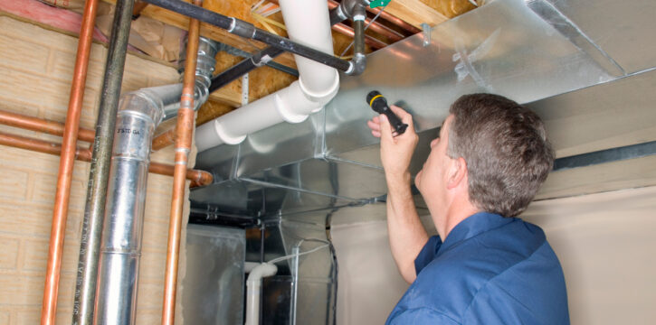 How and When to Call Someone to Repair A Leaking Gas Line