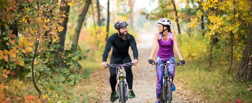 Bicycling For Health: Boosting Your Inner Confidence