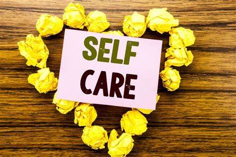 Most Important Self Care Tips