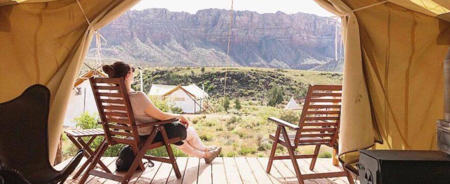 6 Ways to Make Camping Luxurious