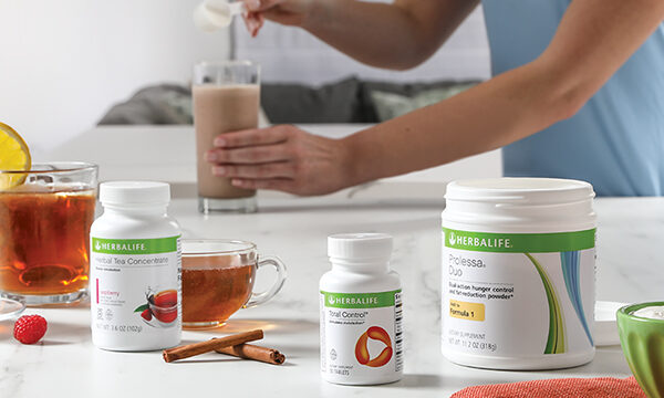 Weight Management Using Herbalife Tea Concentrate